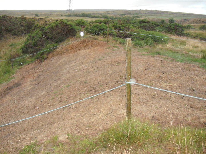 Brynmawr Motocross Track, click to close